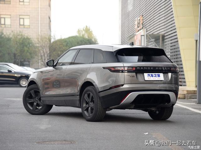 路虎最漂亮的SUV 2019款路虎揽胜星脉