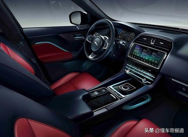 售47.58-78.78万元 新款捷豹F-PACE正式上市